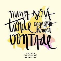 Por uma semana com muita vontade! Bom dia!  #frescurasdatati #bomdia #commuitavontade #nuncaserátarde #boasemana #começodasatividades