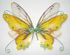 OOAK Fairy Pixie Fantasy Art Doll Wings Adsg Iadr   eBay
