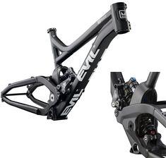 evil bike frame