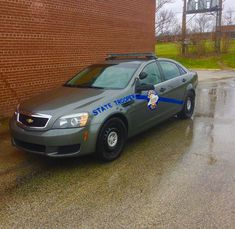 2013 Chevrolet Caprice ppv Kentucky State Police KSP