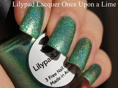 Lilypad Lacquer - Once Upon A Lime