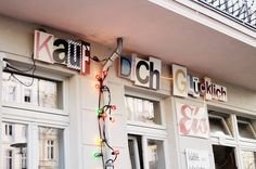 Kauf Dich Glucklich - Berlin. I miss it!  The fresh delicious waffles!