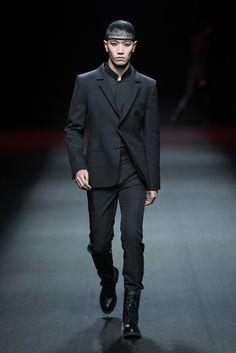 Male Fashion Trends: GIOIA PAN Spring-Summer 2017 - Mercedes-Benz Fashion Week China