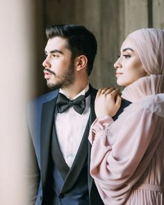 Discover recipes, home ideas, style inspiration and other ideas to try. Muslim Wedding Dresses, Muslim Dress, Bridal Dresses, Love In Islam, Moroccan Dress, Instagram Highlight Icons, Dream Wedding, Wedding Stuff, Lace Dress