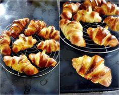 Croissants maison pur beurre et facile à faire - Kaderick en Kuizinn©2012