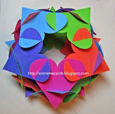 Icosidodecahedron of Hearts
