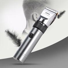 Trimmer Barber Hair Shaving Machine Cut Clipper Beard Set Professional Salon Kit | eBay