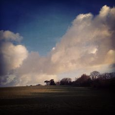 Before the storm #landscape #photooftheday #photography #clouds #weather #walkswithethel
