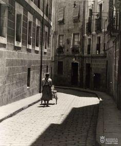1955- REPARTIENDO LECHE