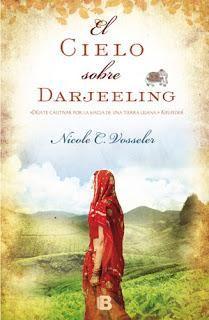 Libro - El Cielo sobre Darjeeling - Nicole C. Vosseler