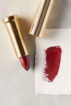Anthropologie EU - Our Albeit lipstick for opulent evenings