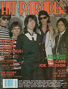 Hit Parade Magazine