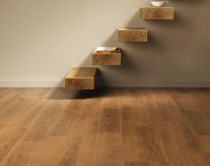 wood flooring made from light mica mix eggshell from amtico