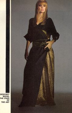 Geoffrey Beene - Rosie Vela