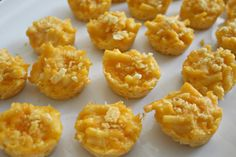 Live a Little Wilder: mac and cheese cups {recipe}