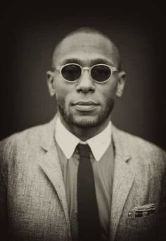 Mos Def one of my favorite actors! Not exactly a Zora sighting, but I suspect she'd approve of this multi-talented and very creative man! Be sure to check out: Something The Lord Made. It's about Vivien Thomas an amazing cardiac pioneer and yes, he was African American man that saved numerous lives and impacted our nation . Photo from: http://pinterest.com/edc1creations/black-white-beautiful/