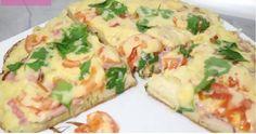 Pizza in tigaie – Aromata, apetisanta si foarte simplu de realizat