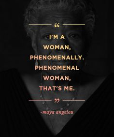 Quotes to build confidence: REPIN these words from Maya Angelou to inspire others!