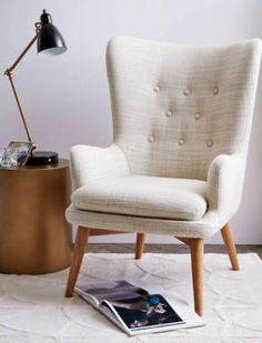 Craquez pour un fauteuil scandinave…