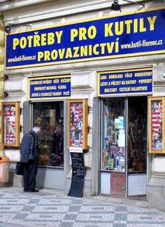 Prodejna www.KUTIL-FLORENC.cz