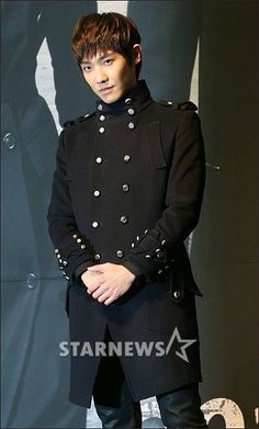 Lee Joon attended a press conference for KBS's new Wednesday-Thursday series Iris 2 in Seoul