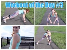 Workout of the Day #3 (Legs) 💪