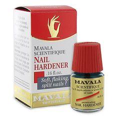 MAVALA Scientifique Nail Hardener - $17.50
