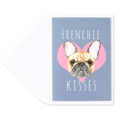 Frenchie Kisses Price $3.95