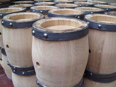943 - Botti da 2 litri in legno di rovere per liquore e distillato (work in progress)