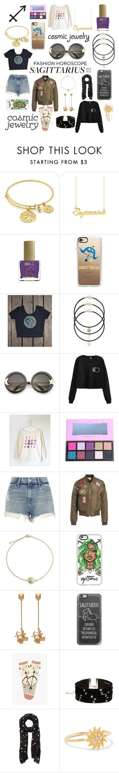 """""""Sagittarius Style😉♐️"""" by cmgkittycat ❤ liked on Polyvore featuring Chrysalis, Belk & Co., ncLA, Casetify, ZeroUV, River Island, Sans Souci, Bling Jewelry, Valentino and Stance"""