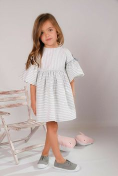 Kids cloth online little girl fashion dresses how to be fashionable for girls 20190208 Little Girl Outfits, Little Girl Fashion, Toddler Fashion, Kids Fashion, Kids Wear, Baby Dress, Toddler Girl, Girls Dresses, Clothes