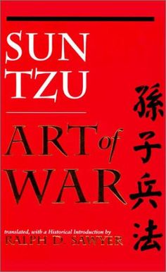 Essential for the ambitious business person. Much of his teachings apply to more than just war.