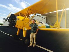 A Luscombe pilot checks out in a Stearman: http://airfactsjournal.com/2015/06/luscombe-without-wings-taming-stearman/