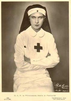 Queen Marie Jose of Belgium