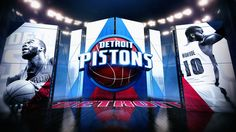 Sports graphics and broadcast design packages. NBA REGIONALS on Behance