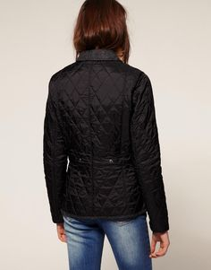 Barbour Ladies Morris Quilted Jacket // Amazon.com | Wear Me ... : ladies quilted riding jacket - Adamdwight.com