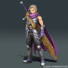 Just as pretty as the last one, SQUARE ENIX. Square Enix has shared the first images of Dragon Quest Heroes II, and it doesn't look dramatically different from its predecessor. That isn...