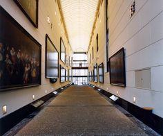 ArchitectenbureauJowa (Project) - Schuttersgalerij, Amsterdams Historisch Museum - architectenweb.nl