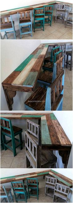 Reusing wood pallet activity comes with amazing result of craftingsimple wood pallet seating project. Hand made such projects sometimes appears as especial look. You can use this item in class rooms or craft it small to place it in your study.