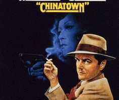 A great poster from the Roman Polanski movie Chinatown! Starring Jack Nicholson and Faye Dunaway. Poster text is in German. Need Poster Mounts. Robert Evans, Films Cinema, Cinema Posters, 70s Films, Movies And Series, Cult Movies, Jack Nicholson, Great Films, Good Movies