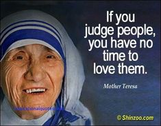 Inspirational Quotes Of Mother Teresa