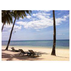 Anda, Bohol Bohol Philippines, Beautiful Islands, Outdoor Furniture, Outdoor Decor, Hammock, Places, Travel, Home Decor, Viajes
