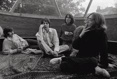 Beatles Meditation dome