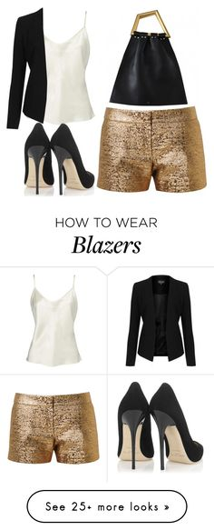 """""""Untitled #2639"""" by evalentina92 on Polyvore featuring Lanvin, Topshop and Jimmy Choo"""