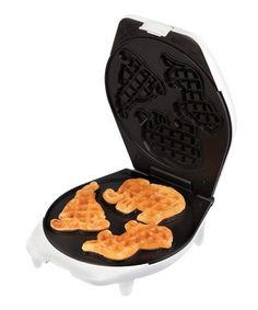 Love this Animal Shape Waffle Maker on #zulily! #zulilyfinds
