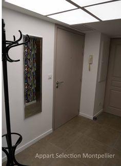 L'entrée de l'appartement Jardin d'Aiguelongue