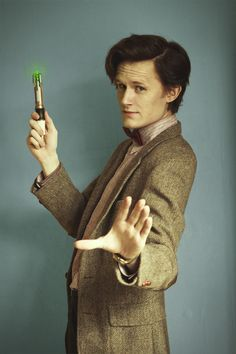 FANTASTIC 11th Doctor cosplay!