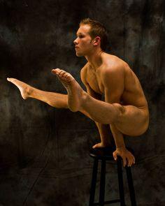 Gay naked gymnast