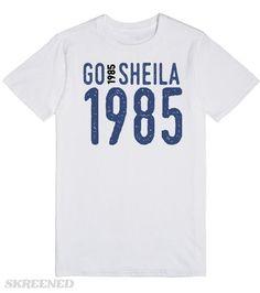 Go Sheila   1985 Sheila #Skreened