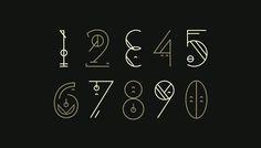 Experimental Typography on Behance Slab Serif Fonts, Serif Typeface, Calligraphy Fonts, Number Icons, Bakery Branding, Letter Symbols, Script Writing, Alphabet Print, Logo Design